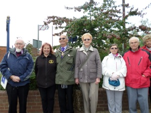 Stapleford Walk for Heritage Open Days September 14th 2013