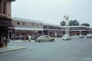 Beeston Square 1974