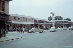 Beeston Square 1974