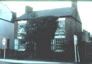 Plumbers' cottages,  Wollaton  Rd