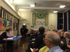 An update on the New Deal for Beeston – 9th January 2015