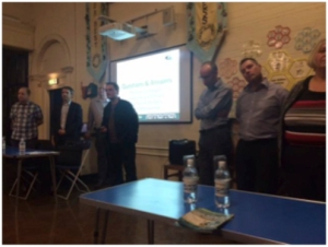 Tram Meeting - 13th Feb 2015