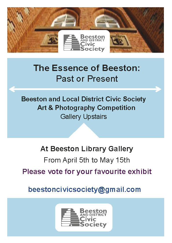 Essence of Beeston - Voting Poster