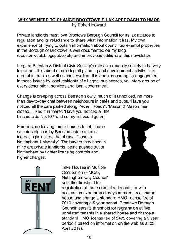 Newsletter 175 Spring edition.10