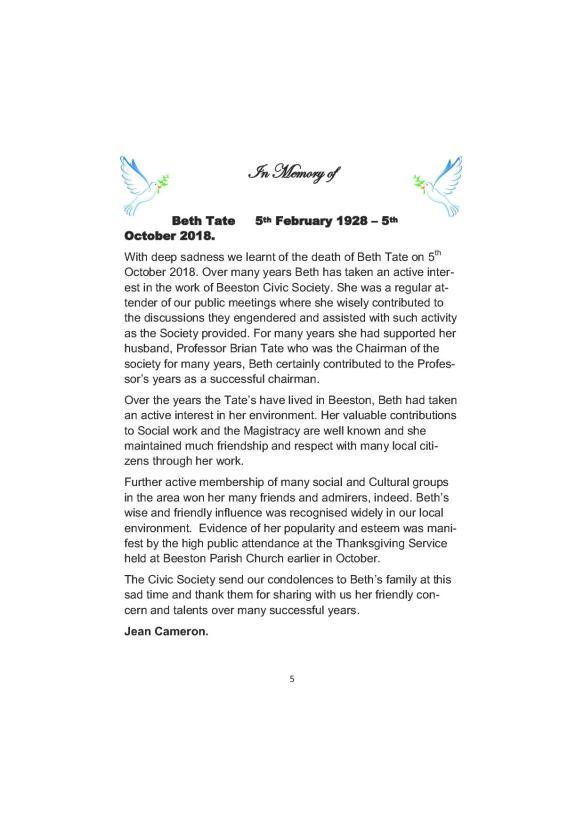 Newsletter 178 Autumn Final5