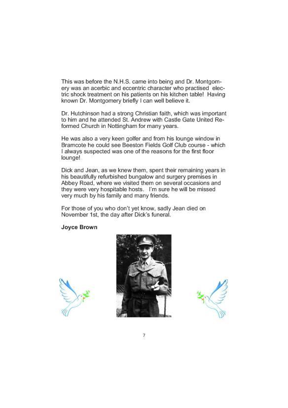 Newsletter 178 Autumn Final7
